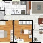 Planos de casas de 6×10