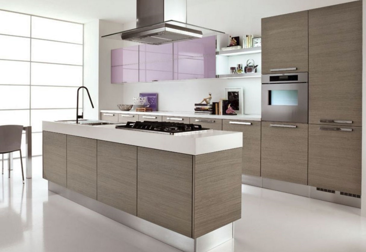 Cocina moderna related keywords suggestions cocina for Fotos de cocinas modernas