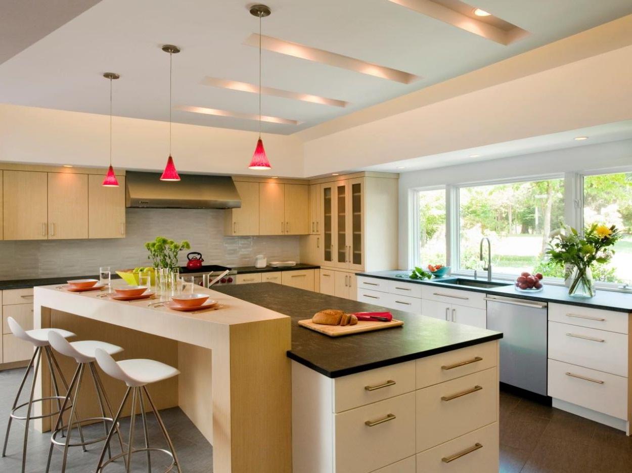 Alacenas de cocina moderna for Cocina en la cocina