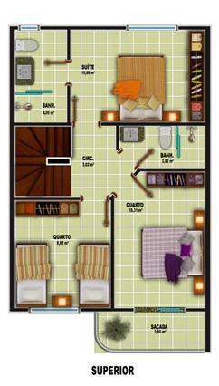 Cabañas duplex construcción económica pequeñas con garaje