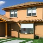 Planos de casas de dos pisos de 100 metros cuadrados
