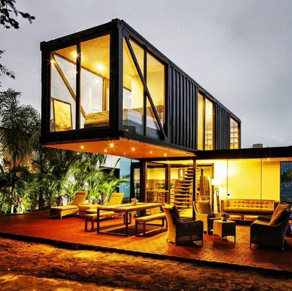 Casas hechas con containers 2