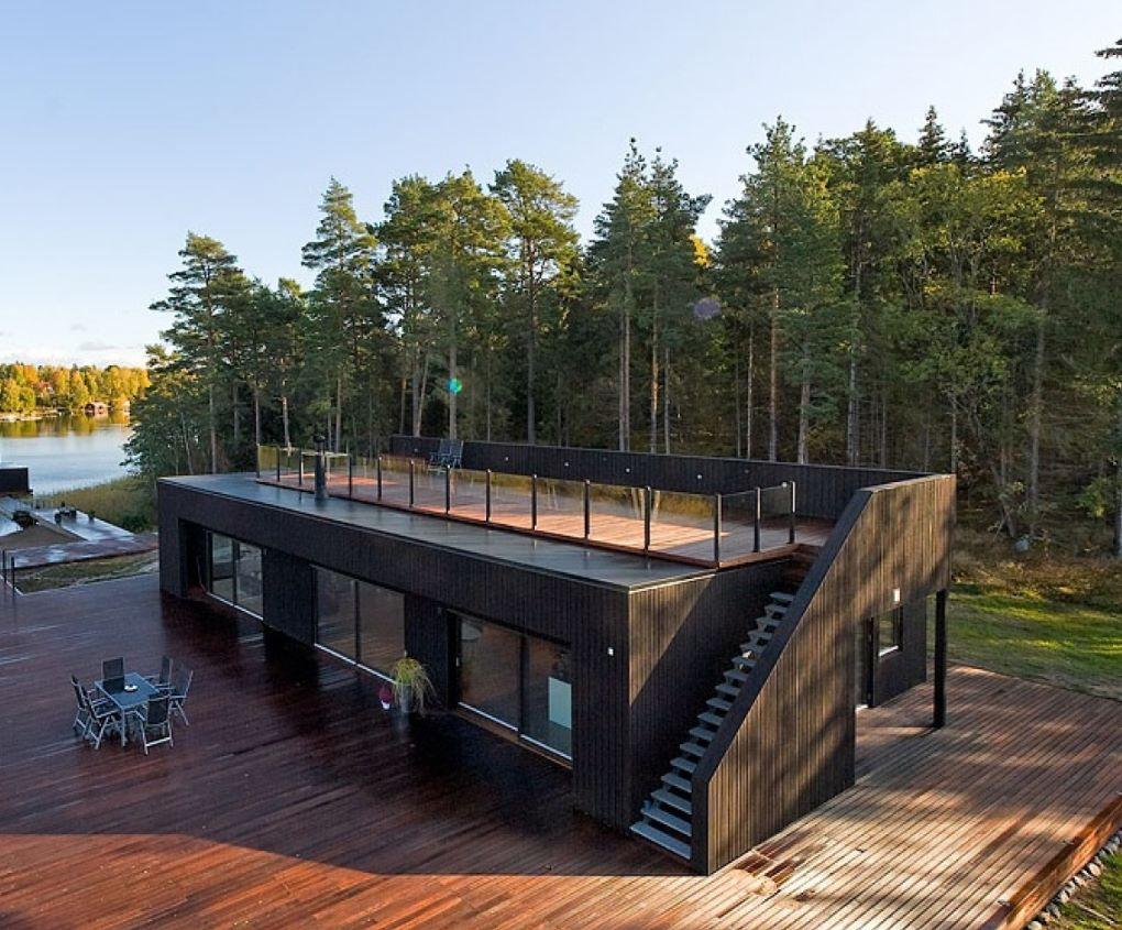 Ver fotos de casas hechas con containers