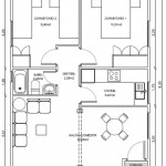 Como hacer distribución casa 80 metros cuadrados