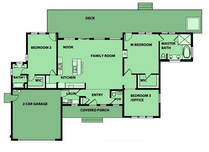 el ingreso principal a este modelo de vivienda en esquina se encontrar en la zona central hacia nuestra derecha un pequeo cuarto de