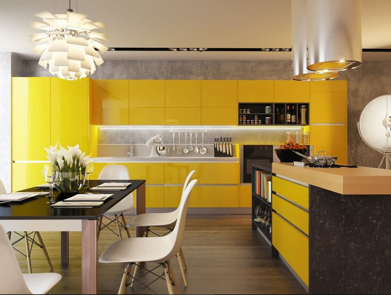 imagenes de Alacenas de cocina moderna