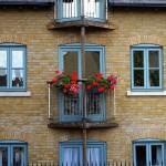 Medidas mínimas para un balcón