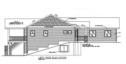Diseños de casas en terrenos inclinados