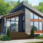 Diseños de techos para corredores de casas pequeñas