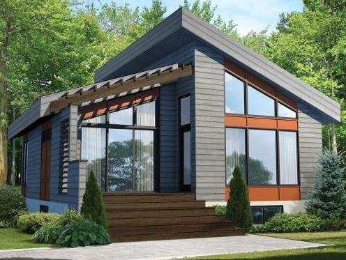 Diseños de corredores de casas pequeñas