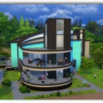 Sims 4 diseños planos de casas