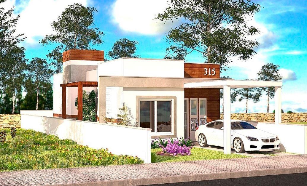 Planos de casas modernas 7x15 gratis for Planos de viviendas modernas