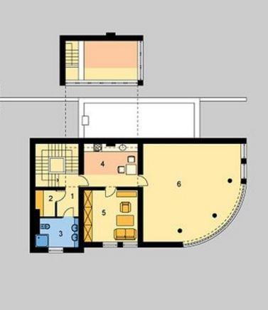 diseño de salón de eventos