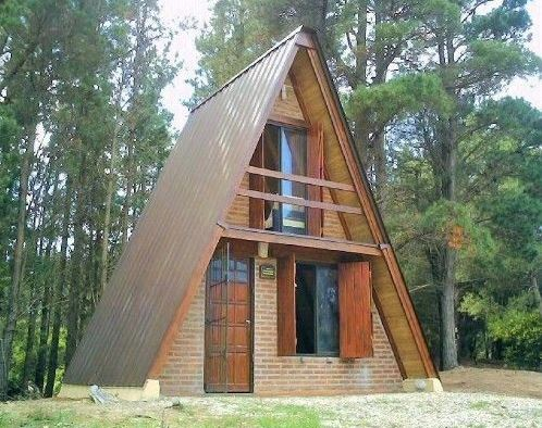Como construir una casa alpina
