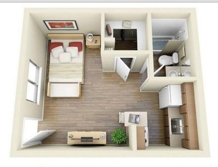 Planos de casas gratis for Materiales para hacer un piso