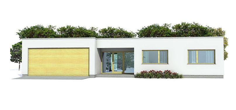 Casas de 150 metros cuadrados minimalistas