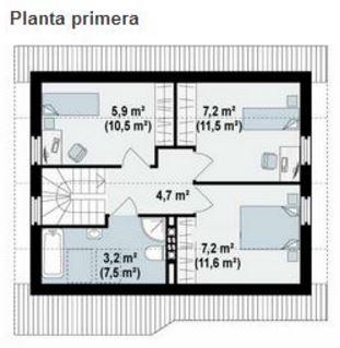 Diseño de viviendas unifamiliares pequeñas