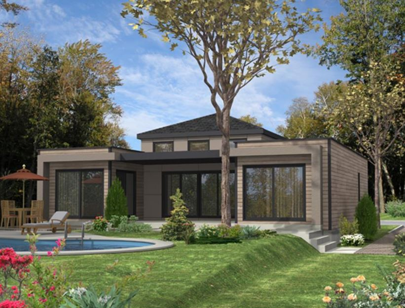 Jardin for Casa con jardin al frente