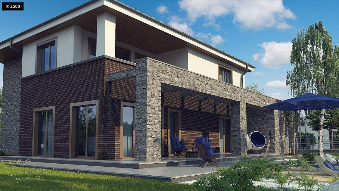 Planos de casa 150 metros cuadrados con jardin y patio