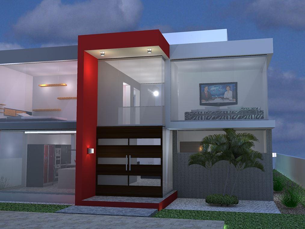 Imagenes de veredas para casas moderna for Casa moderna ma calda