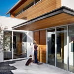 Distintos tipos de aleros para frentes de casas