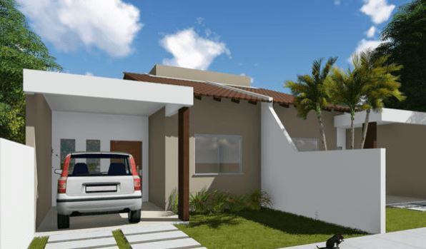 Planos de casas gratis - Cuanto cuesta el material para construir una casa ...