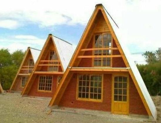 Listado de materiales para caba a alpina - Como hacer una cabana de madera ...