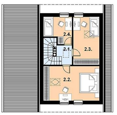 Planos de casas gratis for Planos de casas de dos pisos pequenas gratis