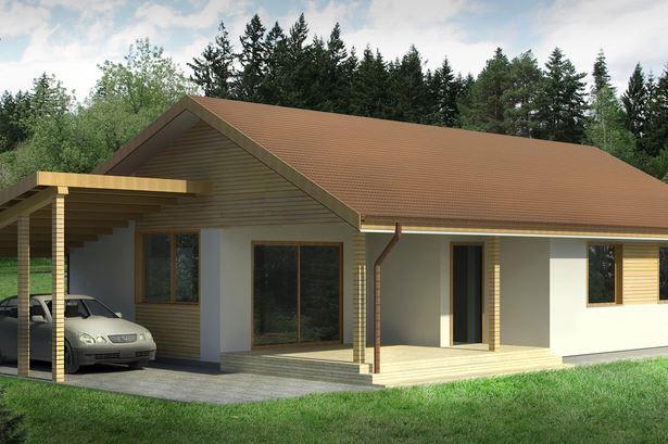 Plano de casa quinta for Disenos de casas 10x20