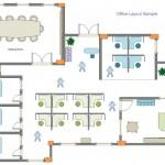 Planos para oficinas for Planos de oficinas administrativas