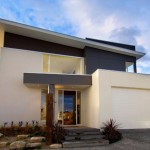 Modelos de frentes de casas de media agua