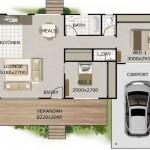 Diseños de casas pequeñas y cómodas
