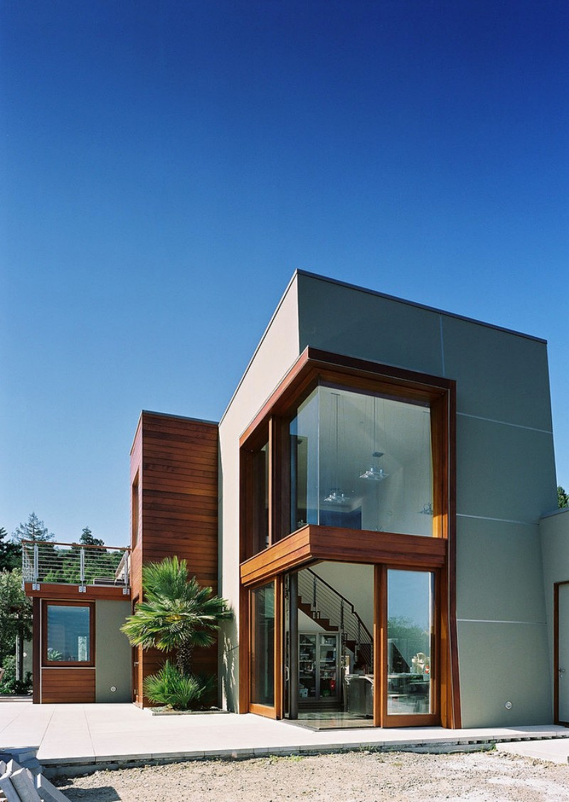 Fachadas tradicionales for Fachadas de dos pisos