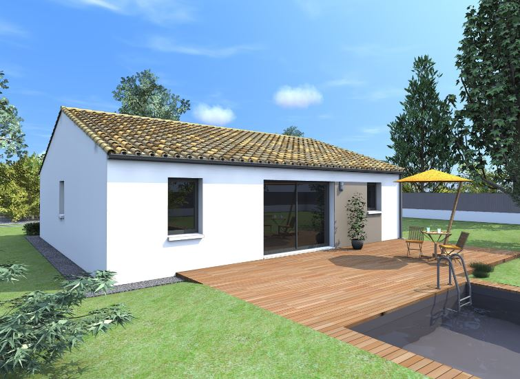 Fachadas de casas for Fachadas de casas con teja