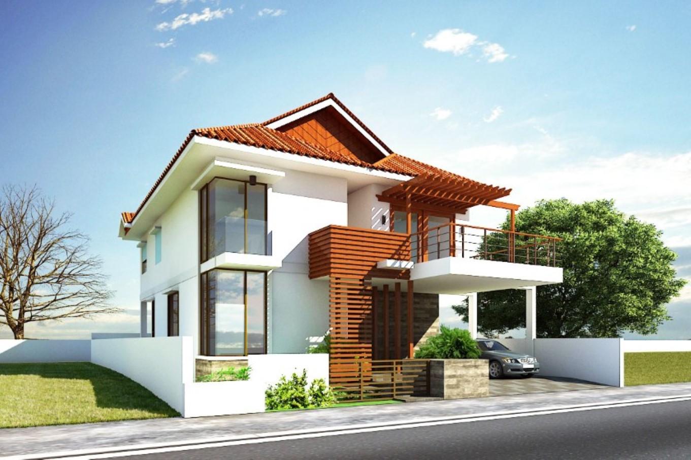 planos de casas de dos pisos en escuadra