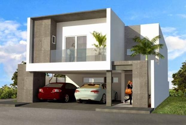 Disenos de fachadas de casas en el salvador for Disenos para construir una casa