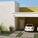 Casas cochera abierta – 10 modernos diseños