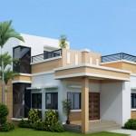 Planos de casas con medidas pdf