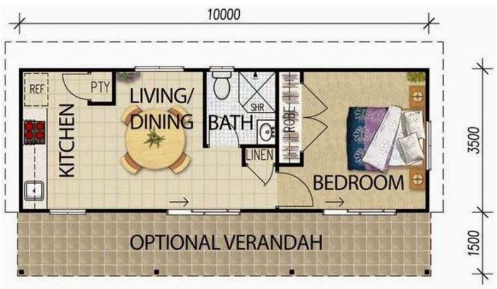 planos-de-viviendas-de-35-metros-cuadrados