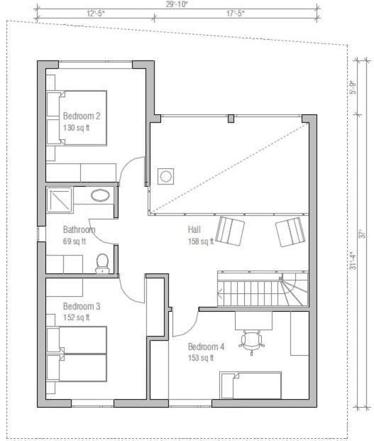 planos-de-casas-con-techo-de-una-sola-agua