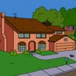 Como se llaman las ventanas frontales de Los Simpsons