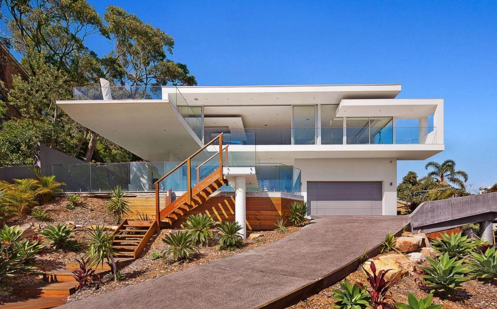 fachadas-de-casas-de-dos-pisos-con-escaleras-por-fuera