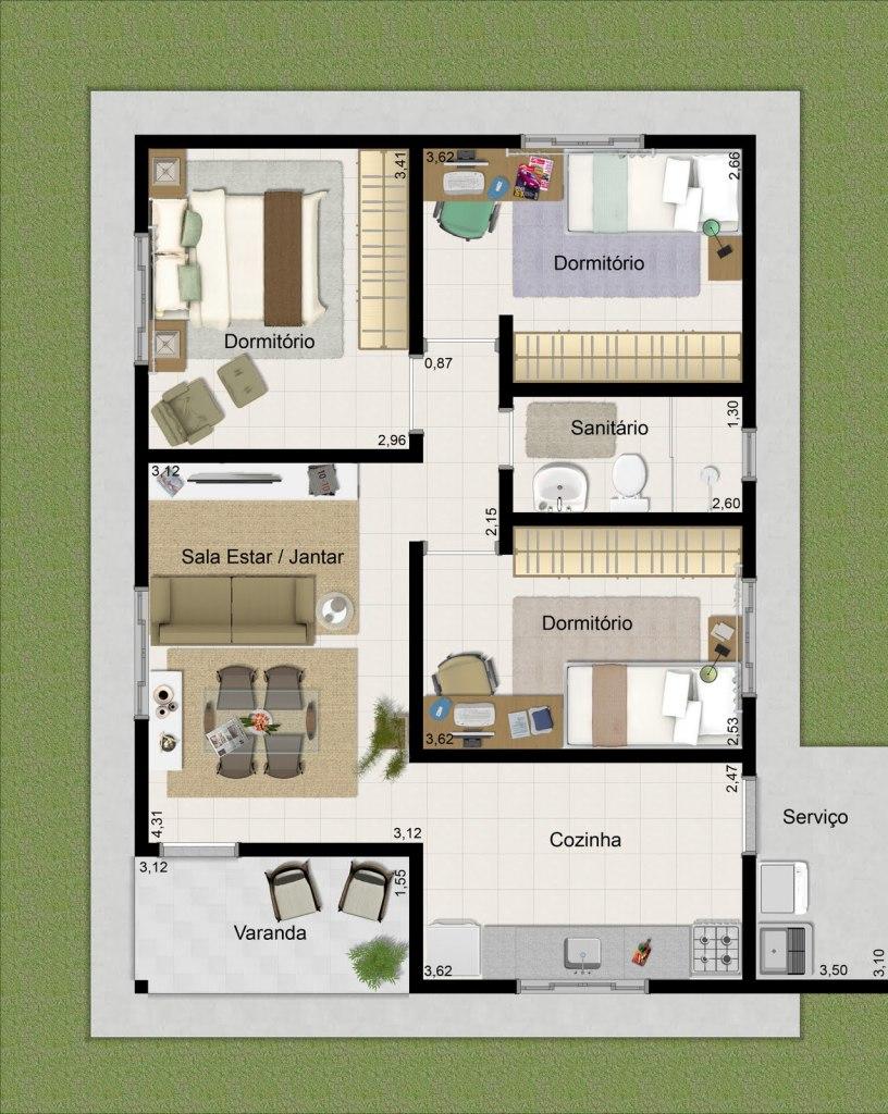planos-de-casas-con-medidas-reales-en-metros