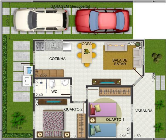 Medidas de alturas estandar de casas de dos plantas for Planos de casas con medidas