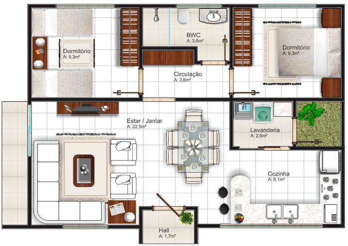 planos-de-casas-con-medidas