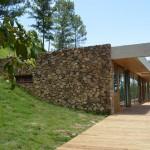 18 Casas construidas en laderas de montañas