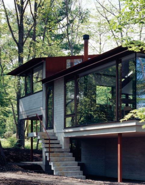 Planos de casas gratis for Tipos de escaleras para casas de 2 pisos