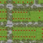 Medidas estándar de terrenos