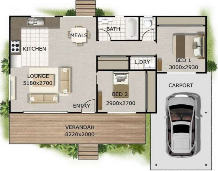 Planos de casas de una sola planta en honduras - Casas de una sola planta ...