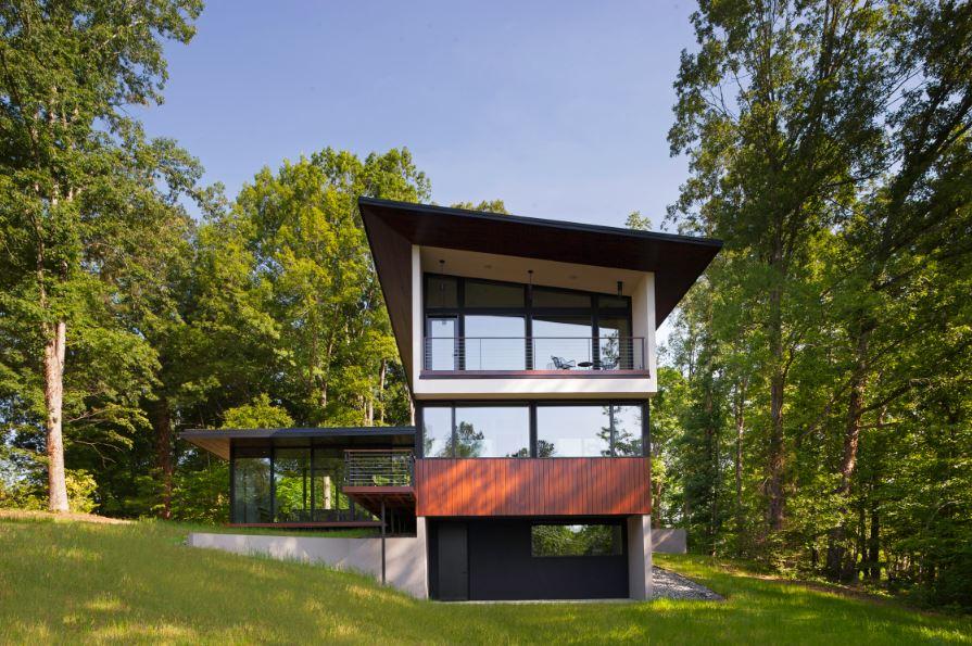 imagenes-de-casas-modernas-de-techos-inclinados